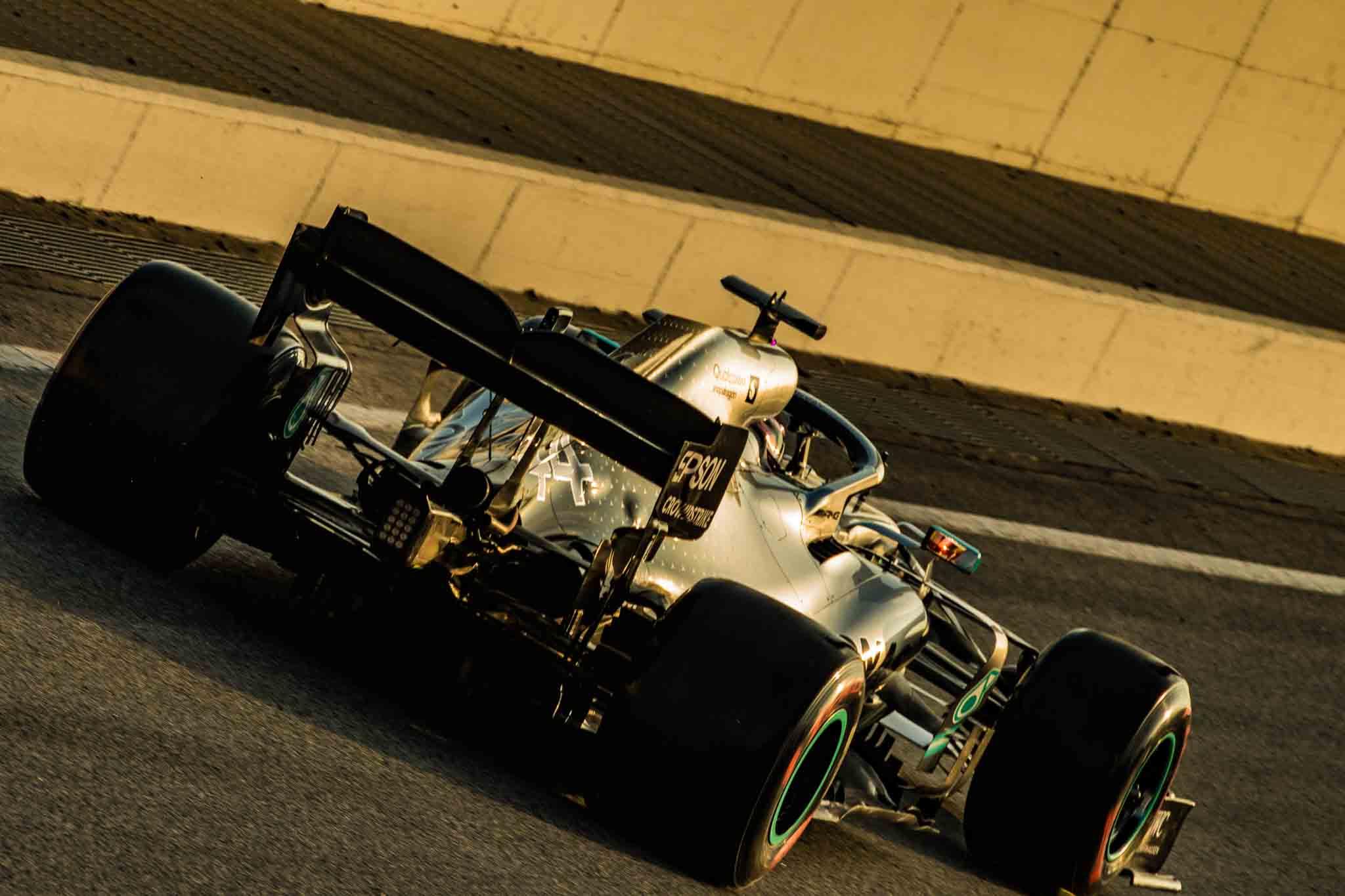 Test Fórmula 1 2019