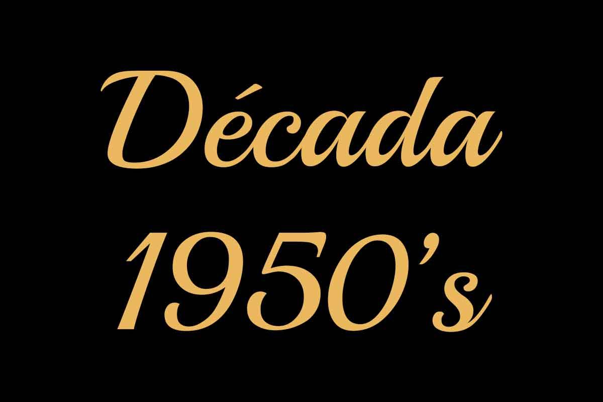 Década 1950