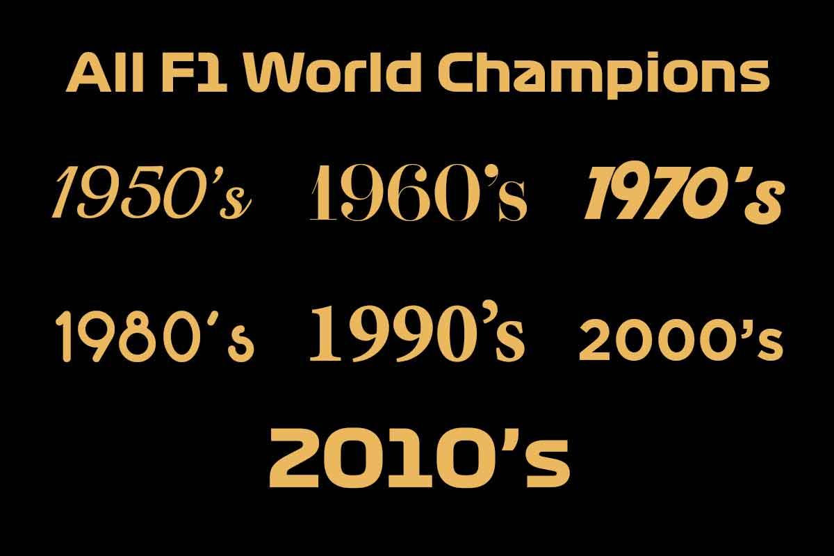Champions Formula 1 143 scale