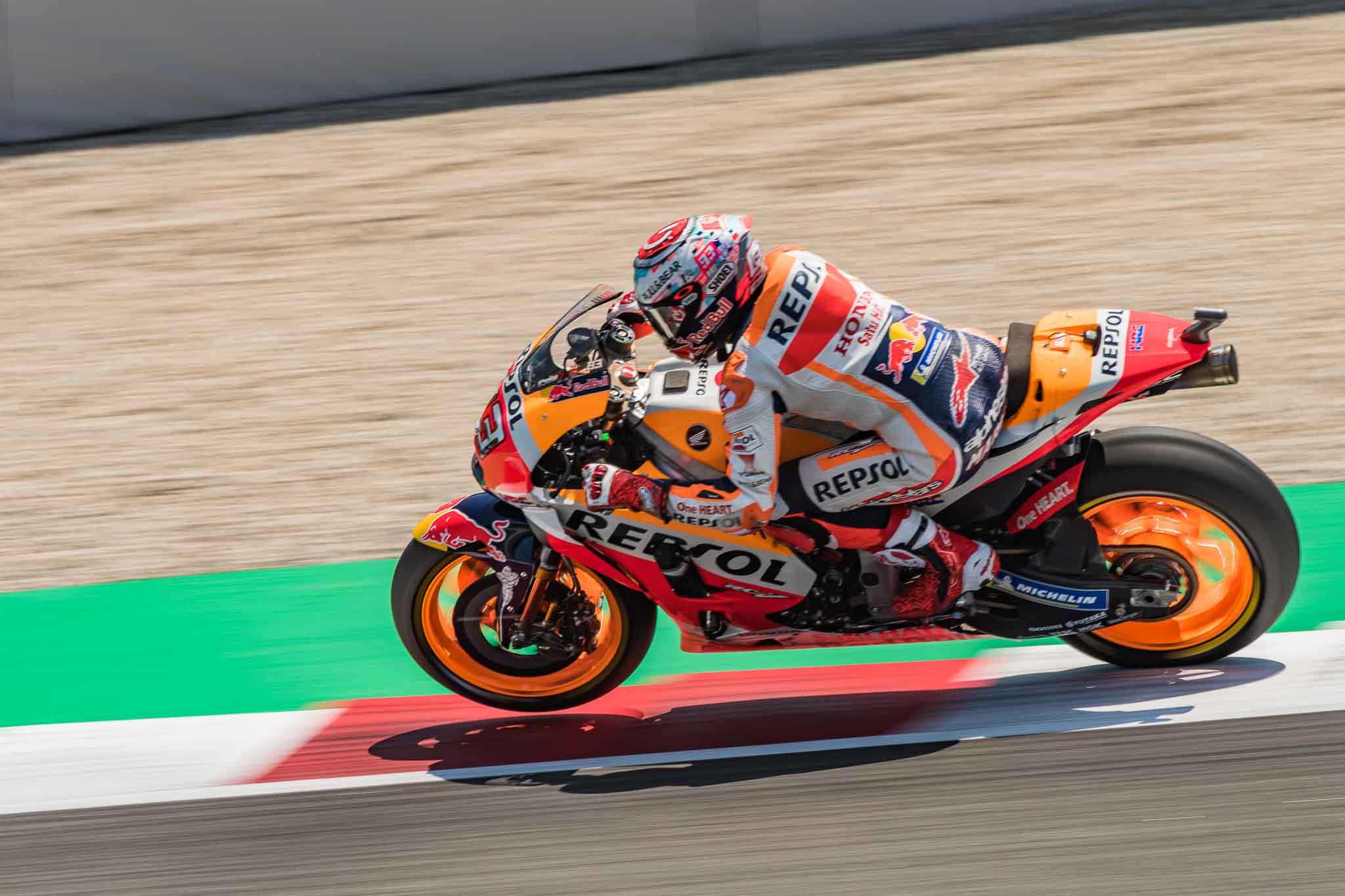 Motos 2018 Circuit Barcelona Catalunya